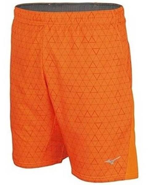 Oranžové nohavice Mizuno