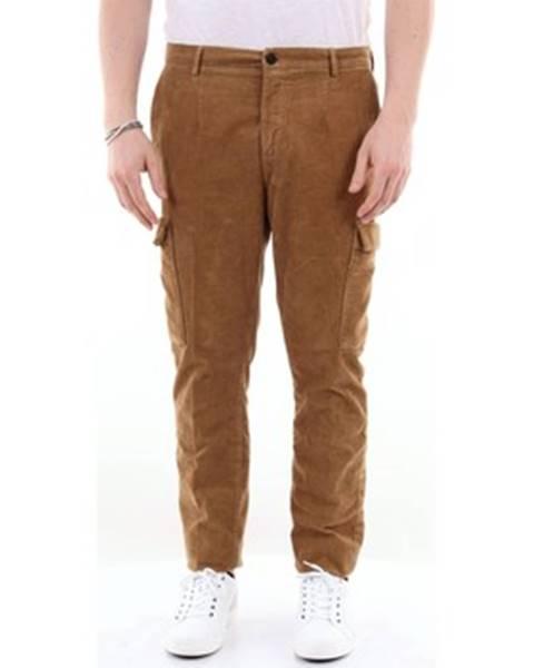 Béžové nohavice Yan Simmon