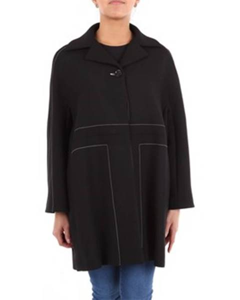 Čierny kabát Pierantonio Gaspari