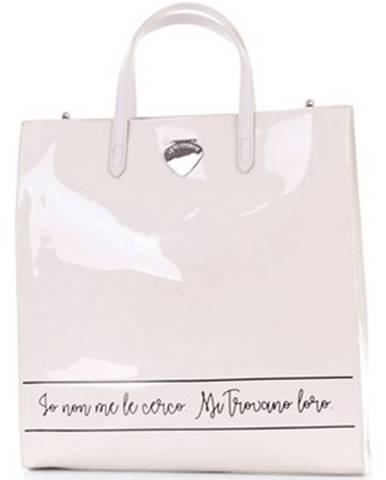 Béžová kabelka Le Pandorine