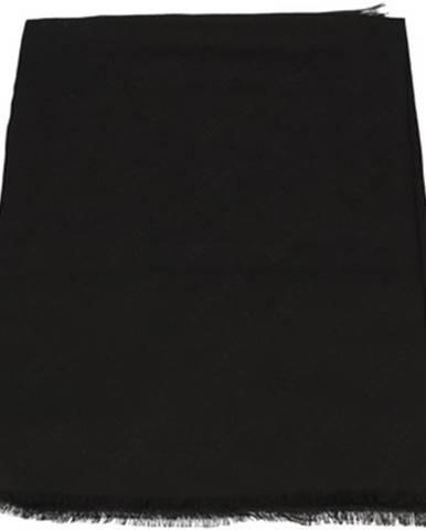 Čierna šatka Twin Set