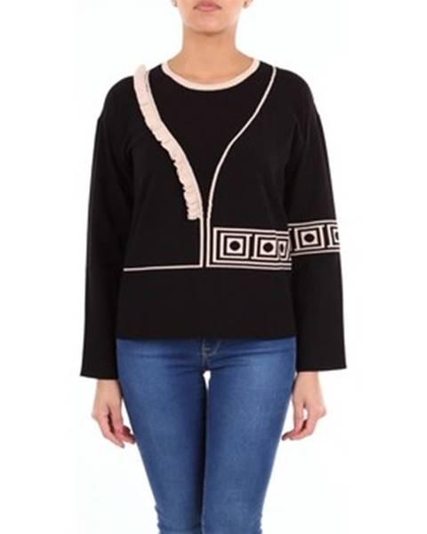 Viacfarebný sveter Versace