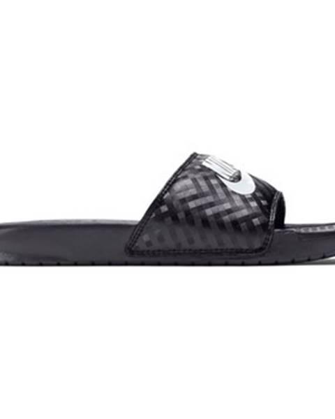 Čierne sandále Nike