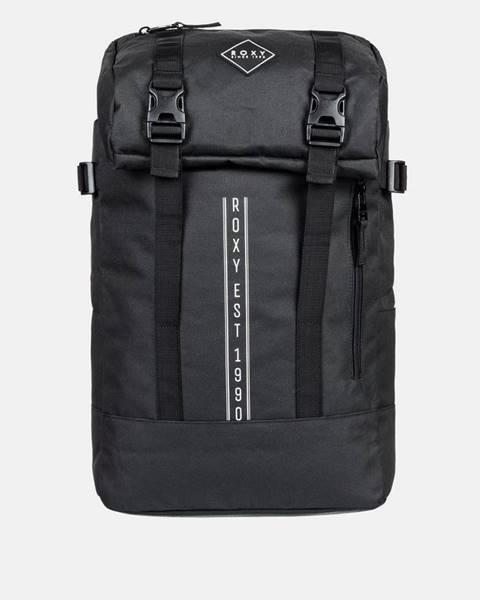 Čierny batoh Roxy