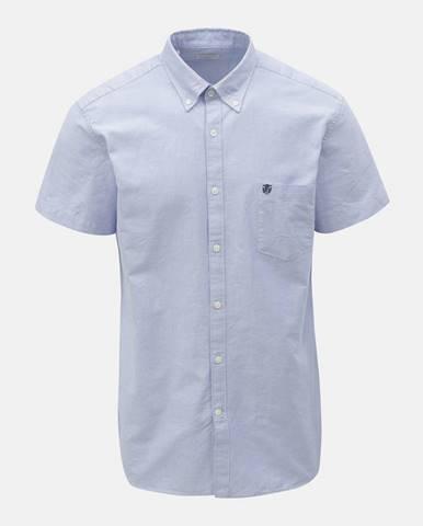 Svetlomodrá košeľa Selected Homme