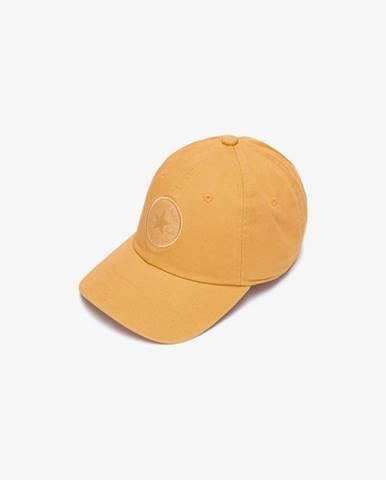 Žltá čiapka Converse