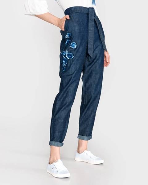 Modré nohavice Twinset