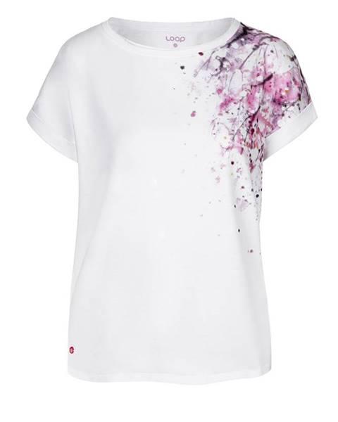 Biele tričko LOAP