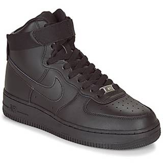 Členkové tenisky Nike  AIR FORCE 1 HIGH W