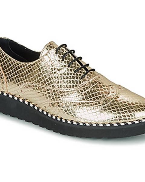 Zlaté topánky Ippon Vintage