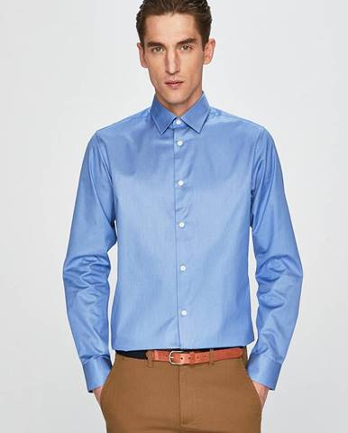 Modrá košeľa Selected