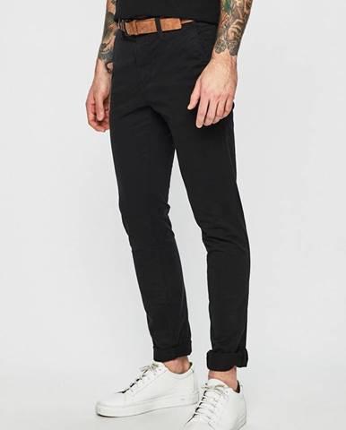 Čierne nohavice Tom Tailor Denim