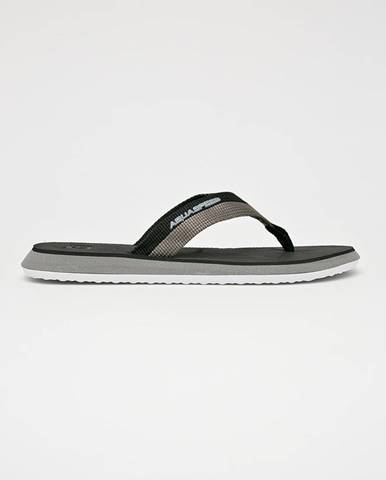 Čierne sandále Aqua Speed