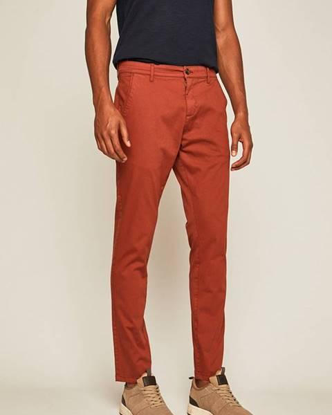 Oranžové nohavice MEDICINE