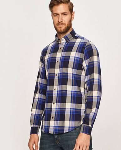 Modrá košeľa S.Oliver