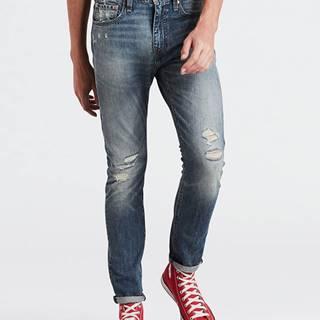 Džínsy Levi's® 512™ Slim Taper Fit Modrá