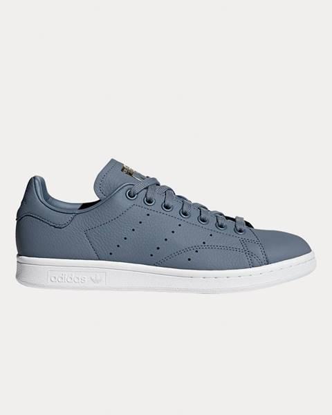 Modré topánky adidas Originals
