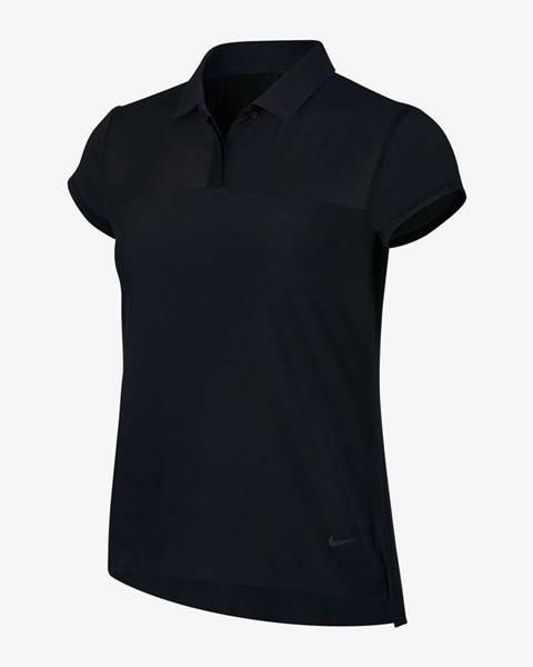 Čierna košeľa Nike