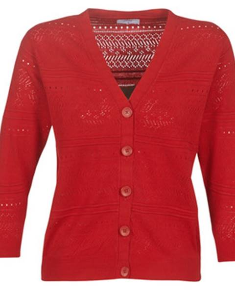 Červená bunda Betty London