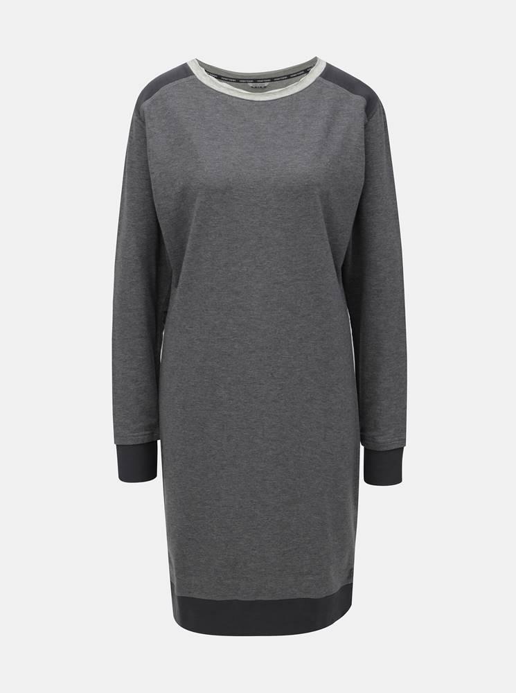 Kari Traa Sivé melírované funkčné šaty Kari Traa
