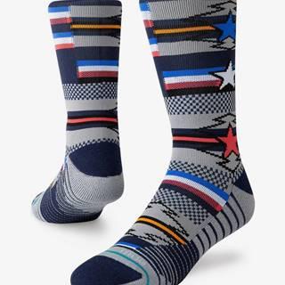 Ponožky Stance Star Search Crew Multi Farebná