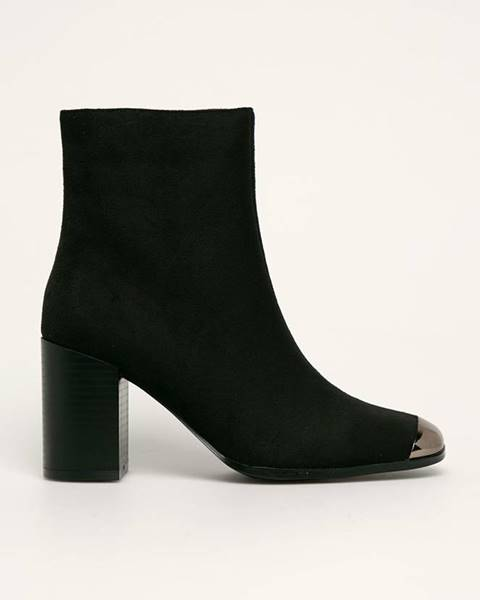 Čierne čižmy Glamorous