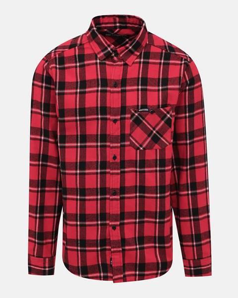 Červená košeľa Horsefeathers