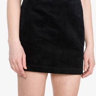 Sukně Calvin Klein Čierna