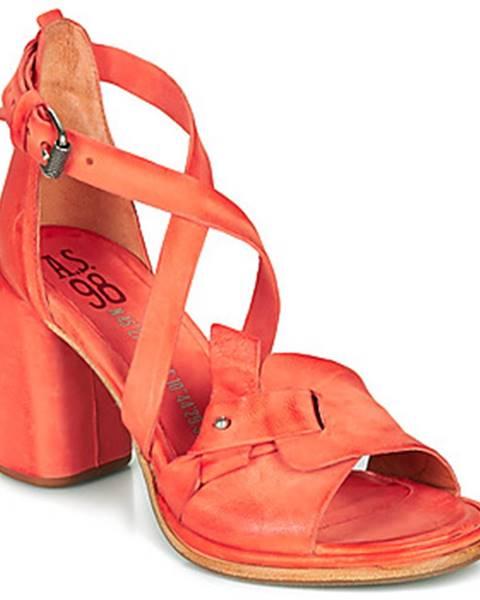 Oranžové sandále Airstep / A.S.98