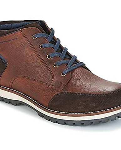 Hnedé topánky Lumberjack