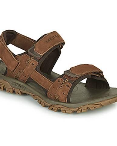 Hnedé sandále Merrell