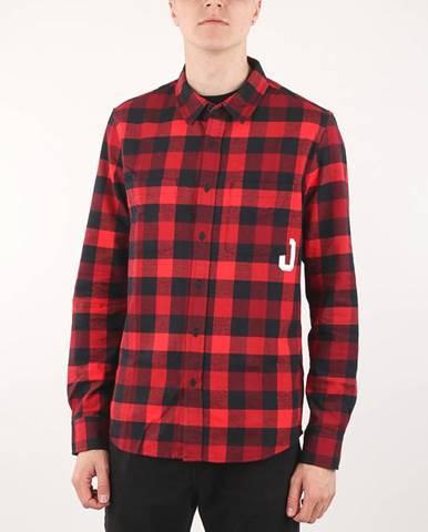 Červená košeľa Oakley