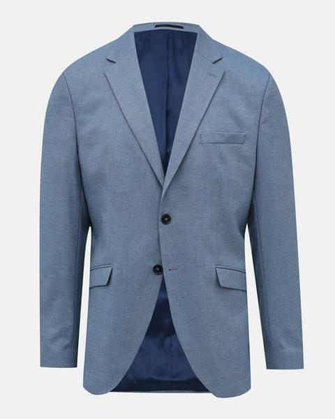Svetlomodrý oblek Selected Homme