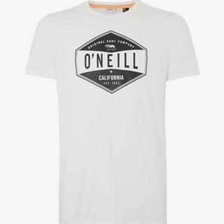 Tričko O'Neill Pm Surf Company Hybrid T-Shirt Biela