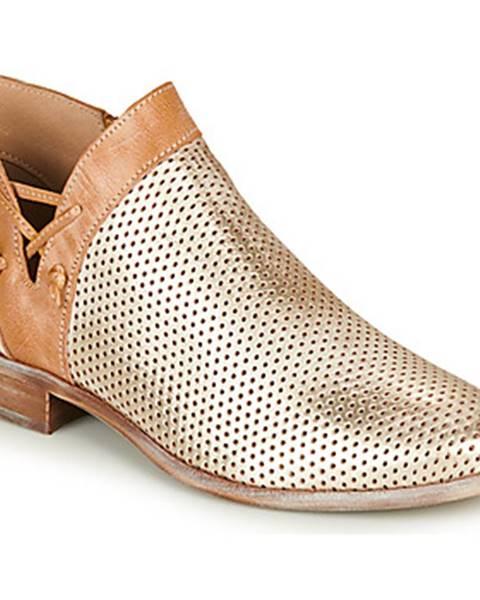 Zlaté topánky Casta