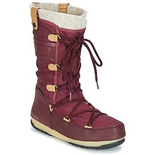 Obuv do snehu Moon Boot  MONACO FLET WP
