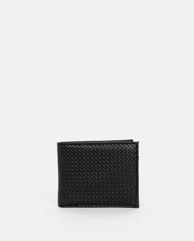 Čierna peňaženka Burton Menswear London