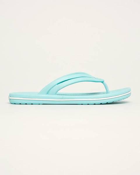 Modré sandále Crocs