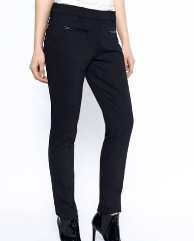 Čierne nohavice Tommy Hilfiger