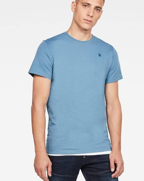 Modré tričko G-Star Raw