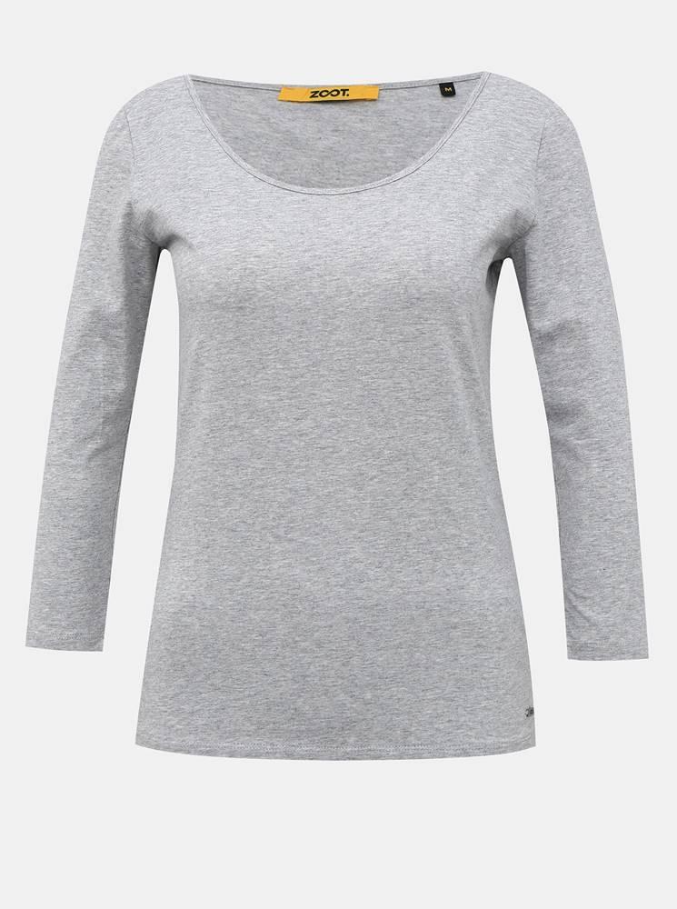 zoot baseline Svetlošedé dámske basic tričko ZOOT Baseline Theresa