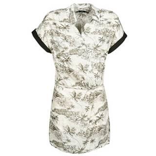 Krátke šaty Volcom  VACAY ME SS DRESS