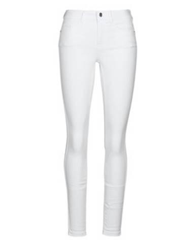 Biele nohavice Vero Moda