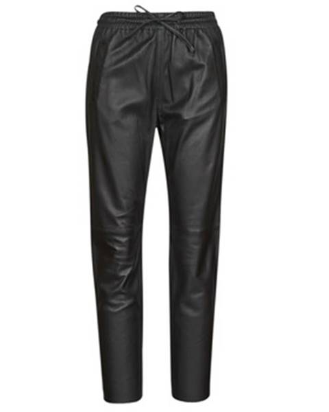 Čierne nohavice Oakwood