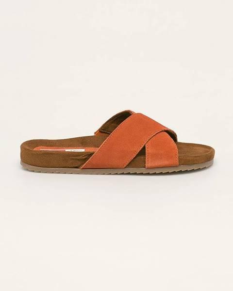 Oranžové sandále S.Oliver