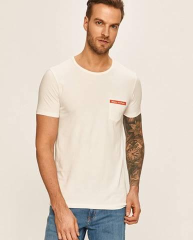 Biele tričko Marc O'Polo