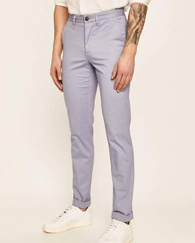 Fialové nohavice Lacoste