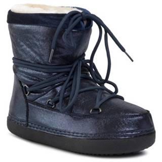 Členkové topánky DeeZee WS19002-02 Materiał tekstylny,koža ekologická