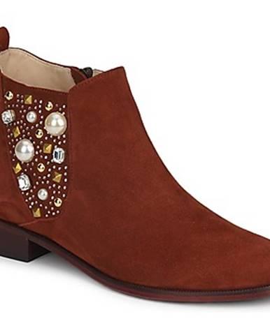 Hnedé topánky MySuelly
