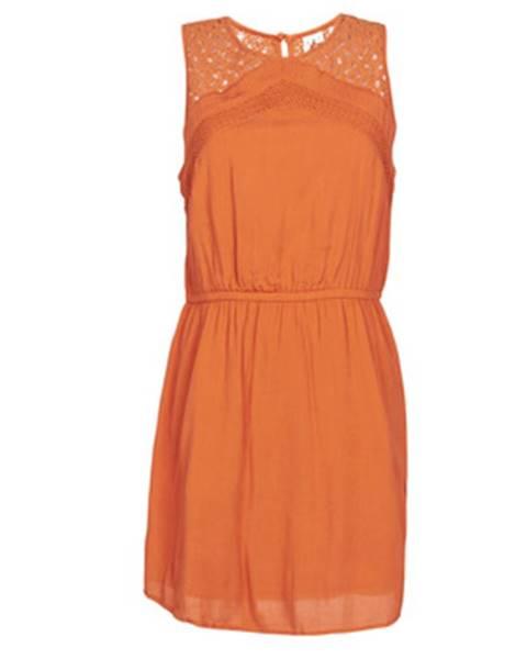 Oranžové minišaty Rip Curl